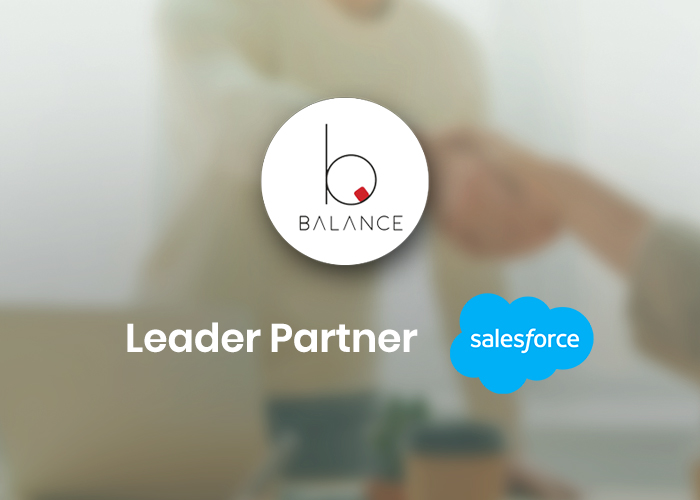 Tender becomes Business Partner of Balance, among the top 5 consulence companies of the Salesforce ecosystem