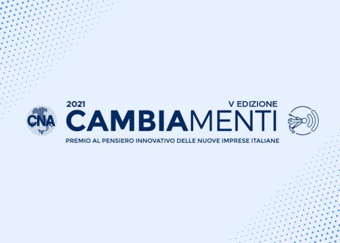 Tender, Candidato per il Premio Nazionale Cambiamenti 2021 promosso da CNA